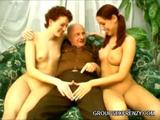 Sexy Redheads Group Bang